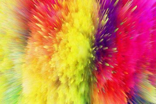 关于颜色的优美句子精选30句