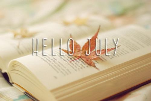 七月你好的唯美空间说说50句